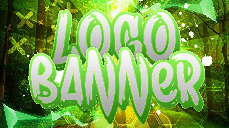 באנר + לוגו