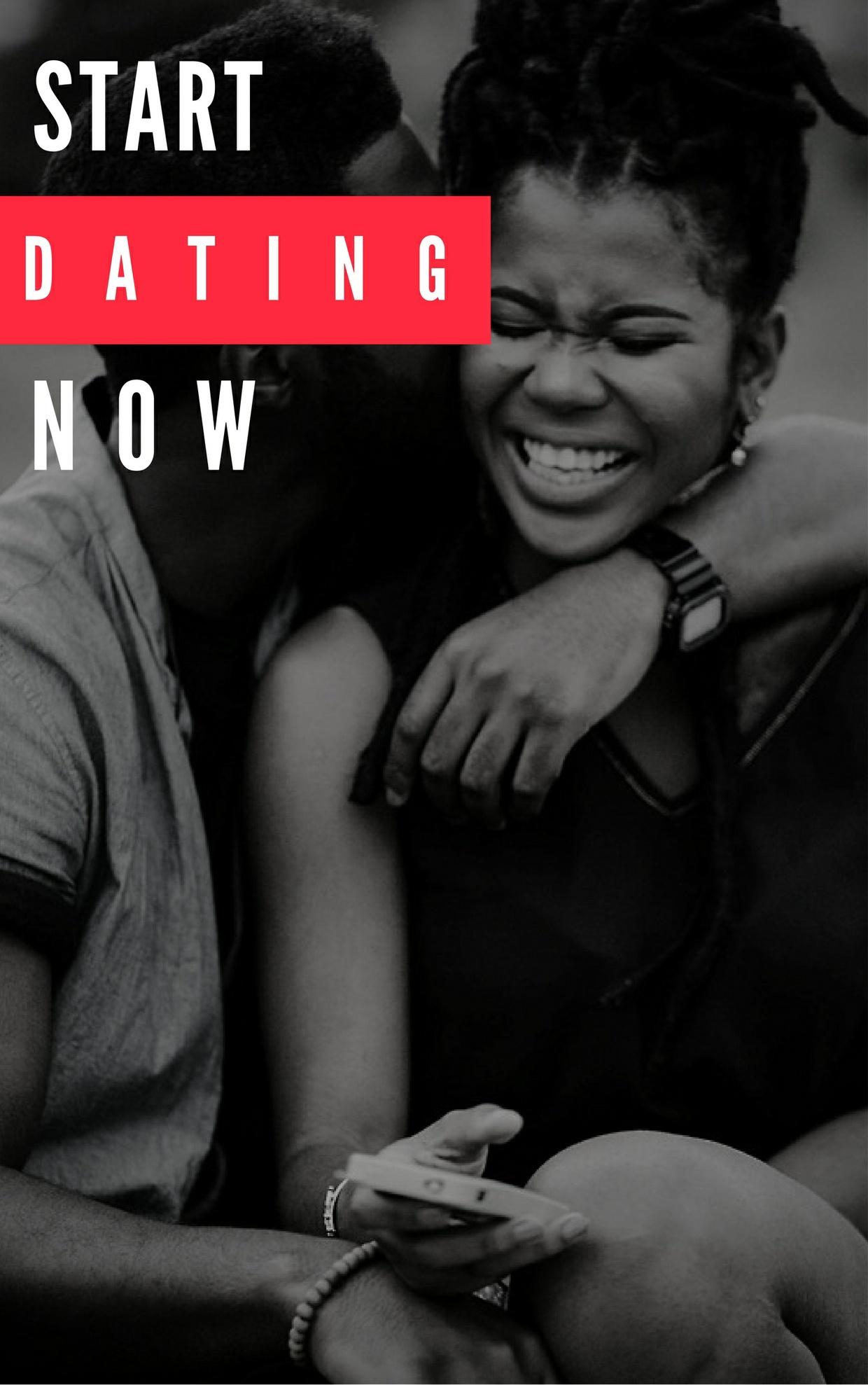Start Dating Now