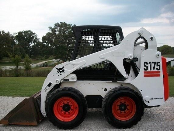 Bobcat S175 Skid Steer Loader Service Repair Workshop Manual DOWNLOAD ( S/N A3L520001 & Above )
