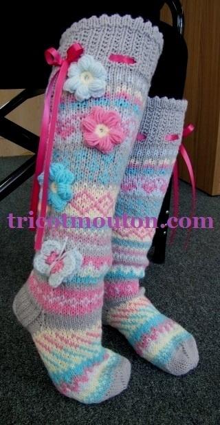 BF-02  Socks Cotton Candy