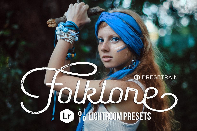 Folklore Lightroom Presets