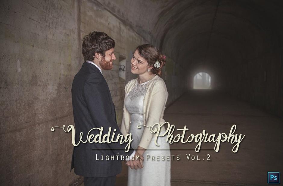 100 Wedding Lightroom Presets Vol. 2
