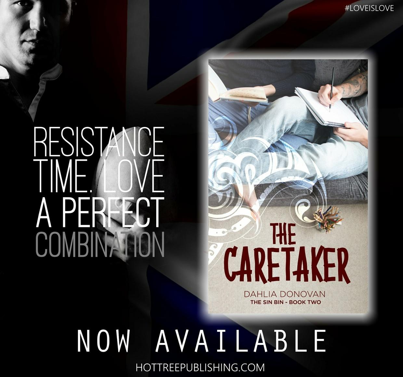 MOBI The Caretaker by Dahlia Donovan