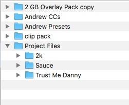 Huge Editing Pack