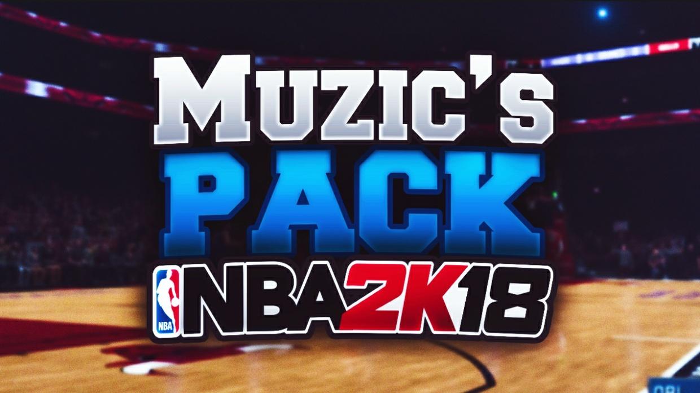 Muzic's Pack NBA2K18