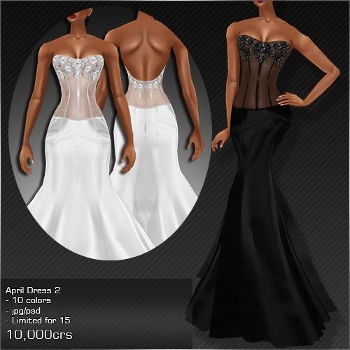 2013 APRIL DRESS # 2