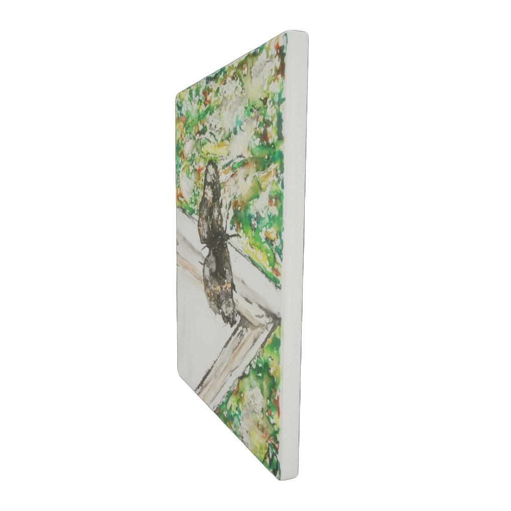 Canvas 9 - Butterfly - PBR 3D Model