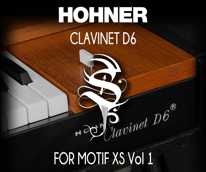 Clavinet D6 for MOTIF XS Vol 1