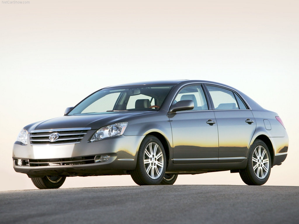 2006 Toyota Avalon Oem Factory Service And Repair Manu