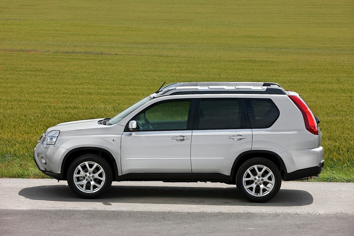 2007-2013 NISSAN X-TRAIL T31 OEM SERVICE AND REPAIR MANUAL (PDF)