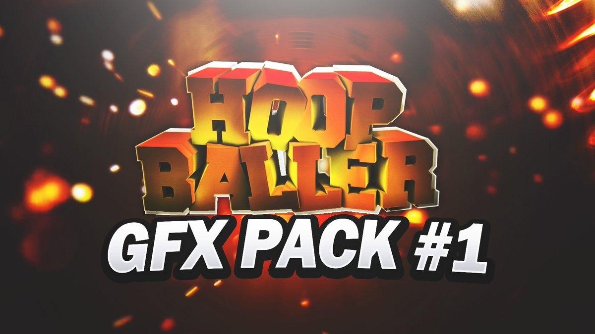 Hoop Baller GFX Pack NBA 2K18 #1