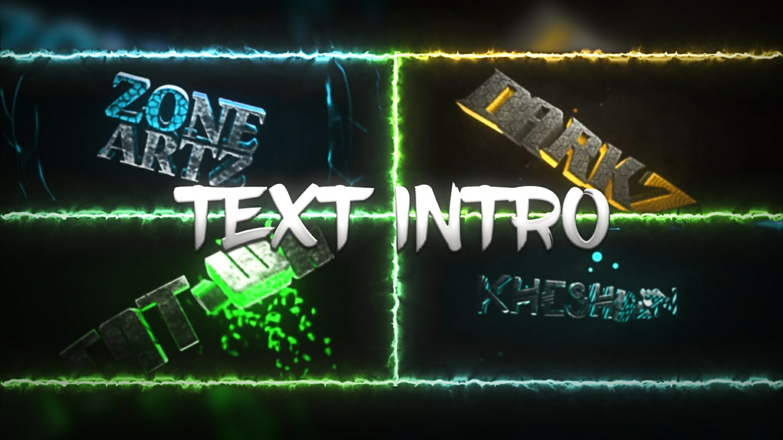 3D Text Intro [720p60]