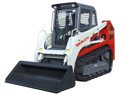 Takeuchi TL240 Track Loader Service Repair Workshop Manual Download (S/N: 224000001 & Above)