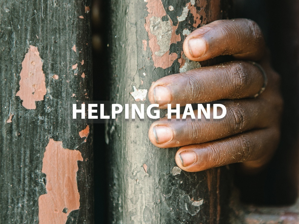 """Helping Hand"" - Lightroom Preset"