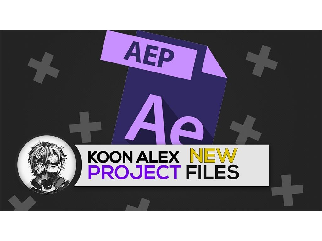 Koon alex: NEW PROJECT FILES!