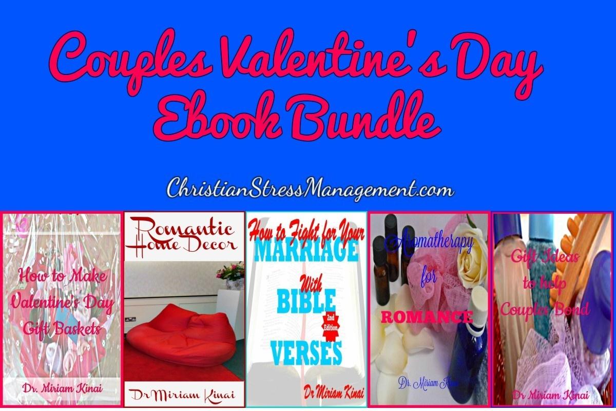 Couples Valentine's Day Ebook Bundle