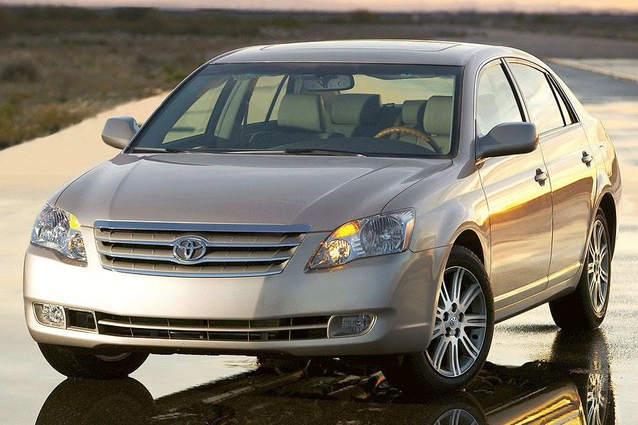 2006 Toyota Avalon Electrical Wiring Diagrams