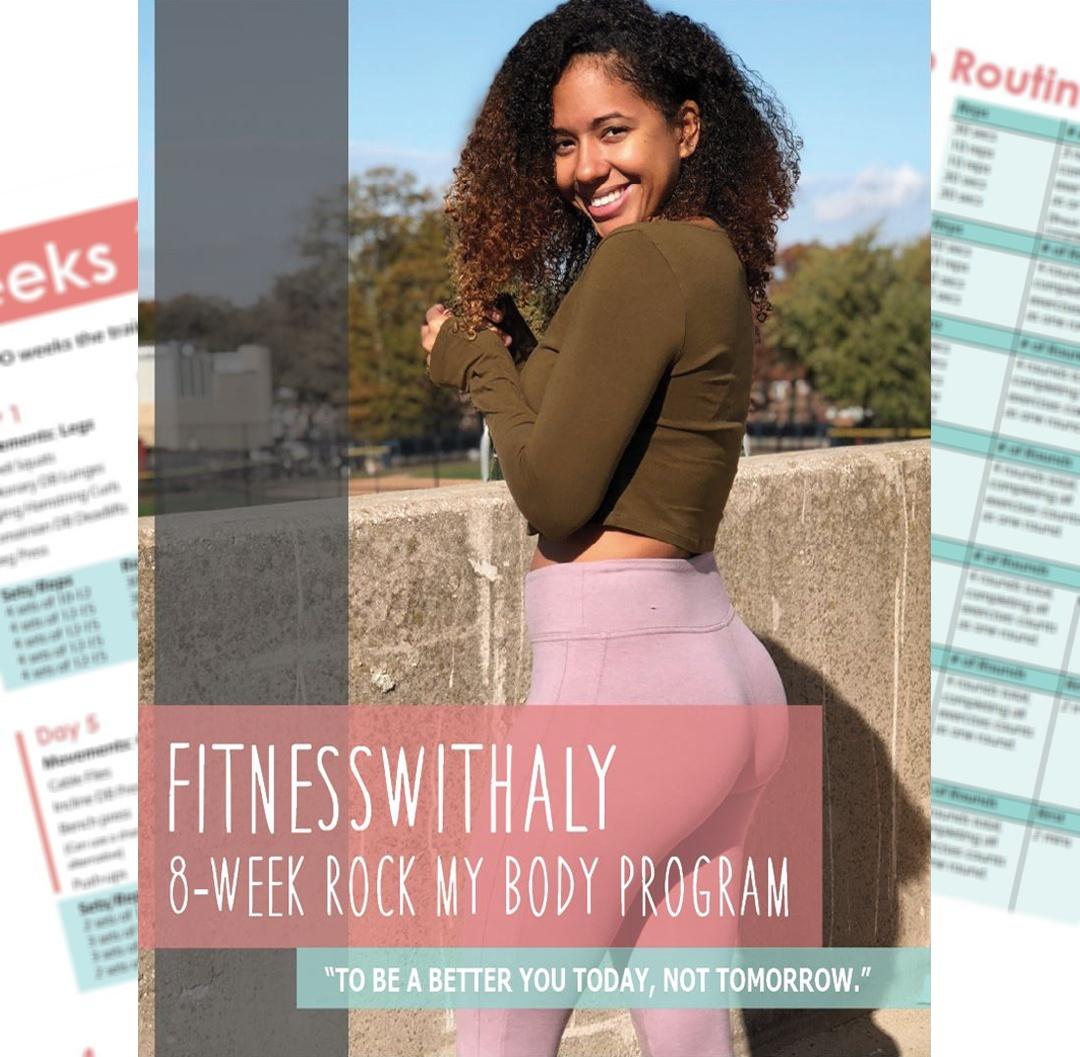 8-Week Full-Body Program