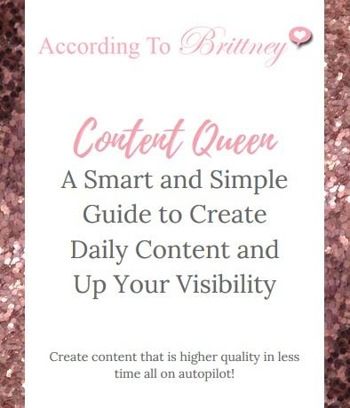 10 Day Content Creation Challenge VIP Upgrade
