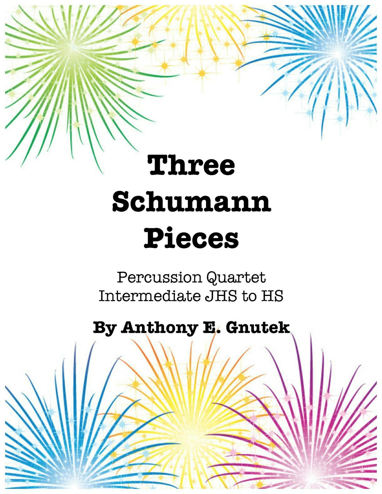 Three Schumann Pieces Op.68, No.10