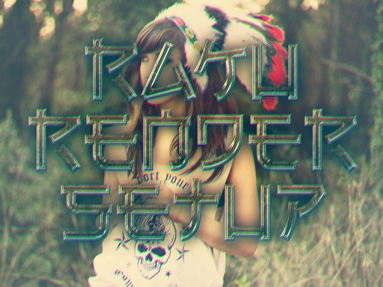 Raku render SetUp V1