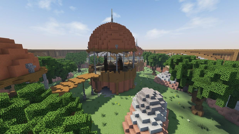 KOTH Map - Ancient Arena