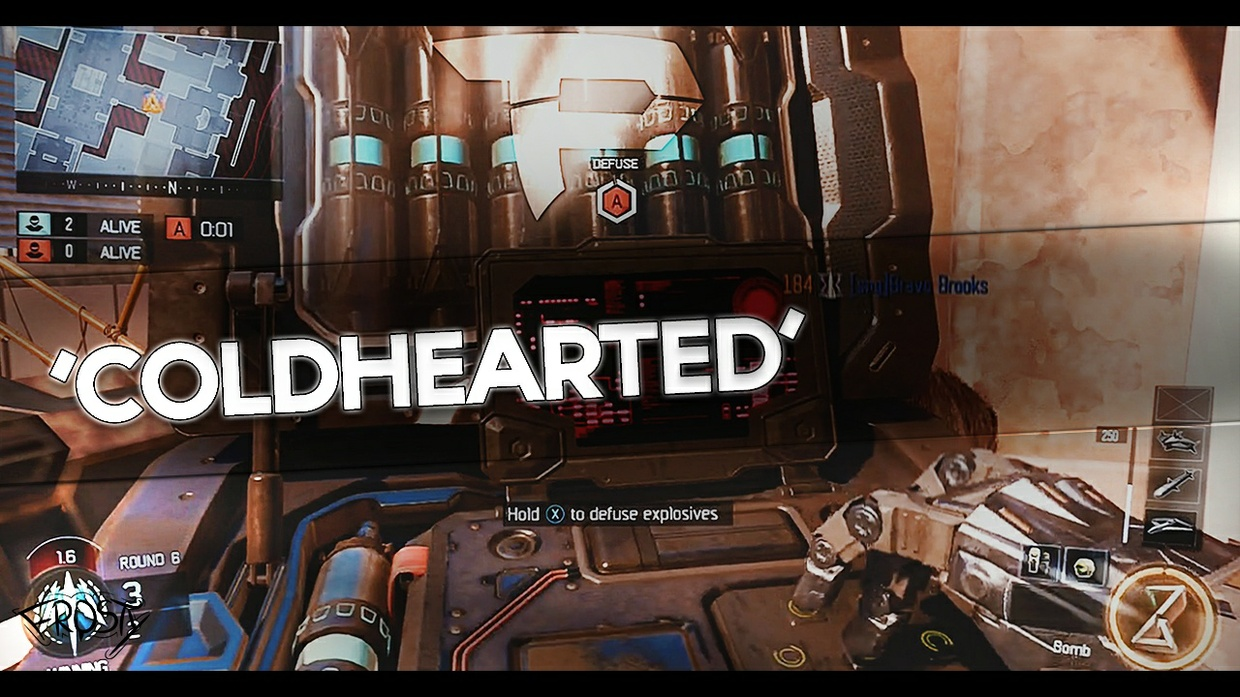'Coldhearted' Project File