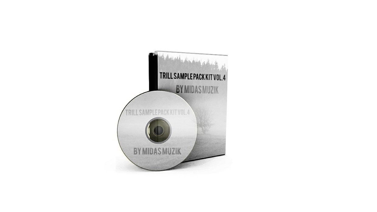 Pro Trill Sample Pack Kit Vol.4