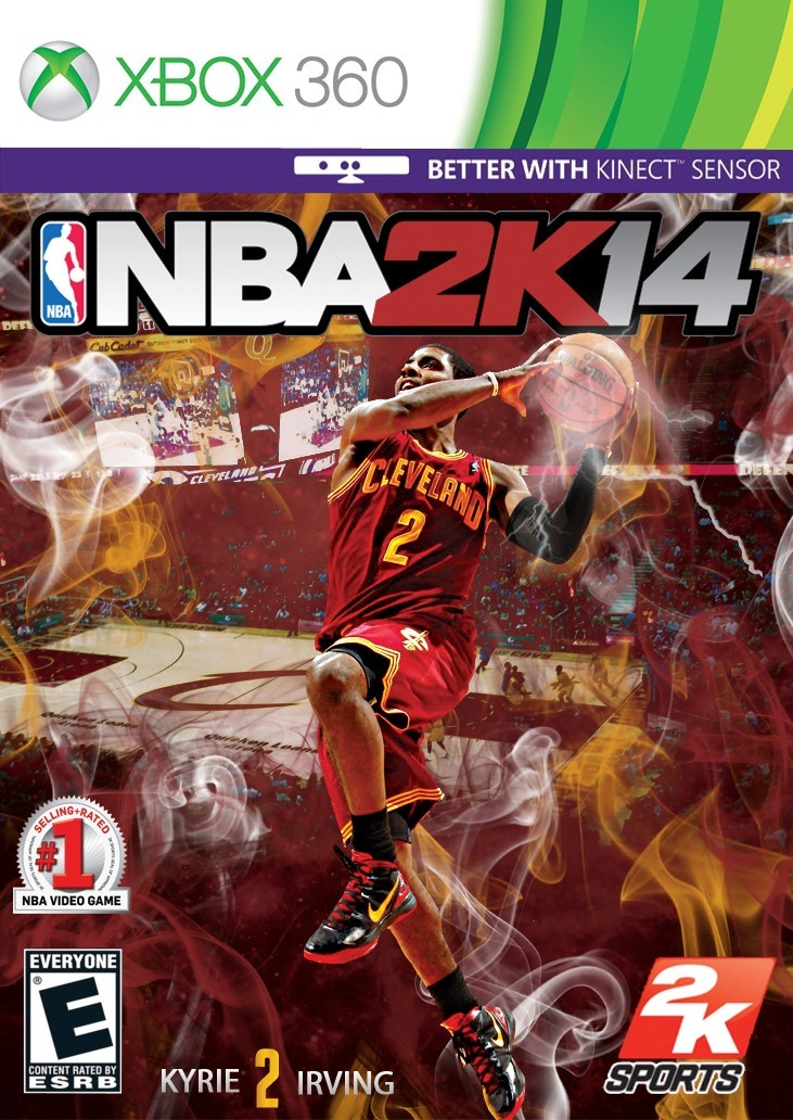 NBA 2k14 2015-16 Season Roster Update (Xbox 360)