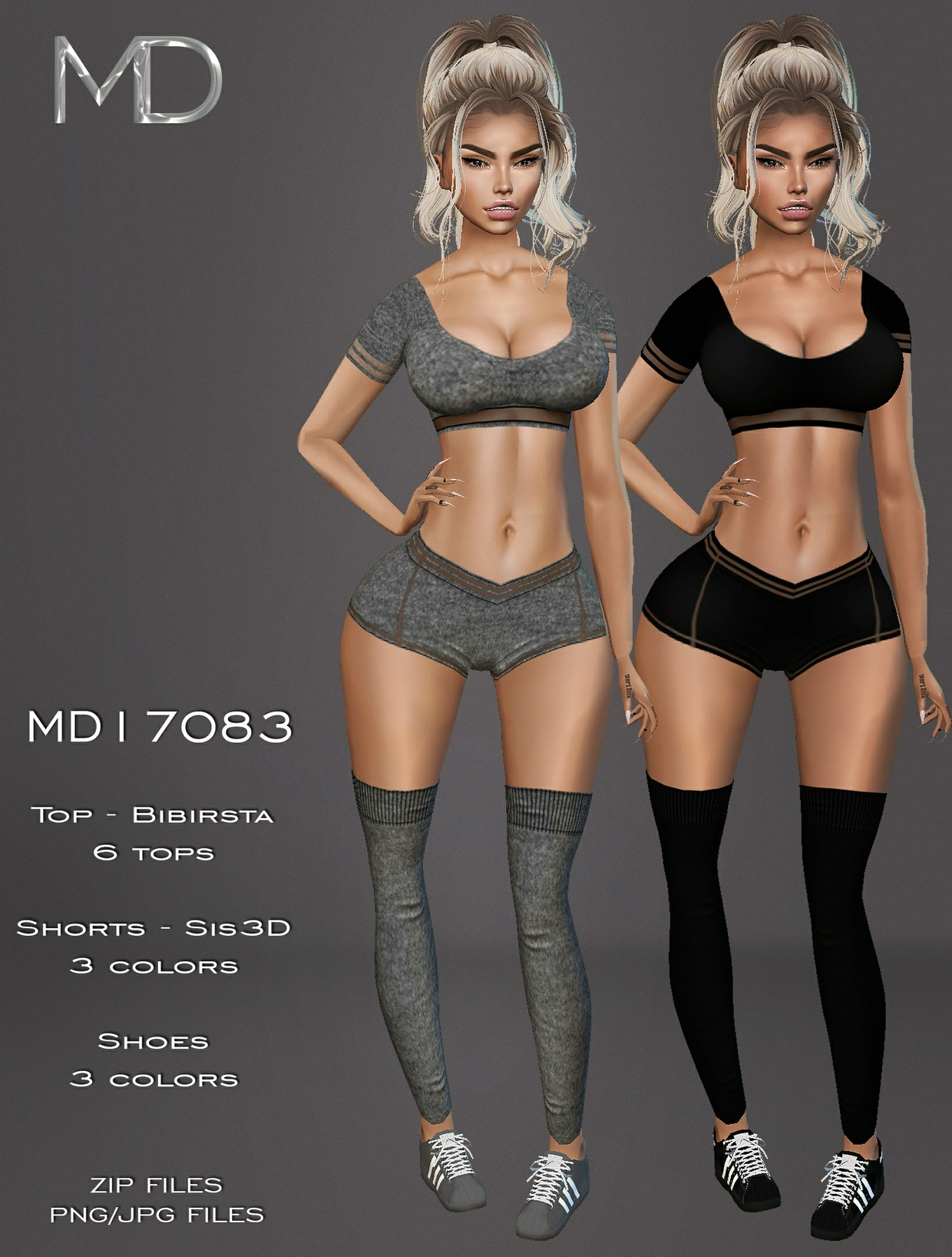 MD17083 - Sis3D