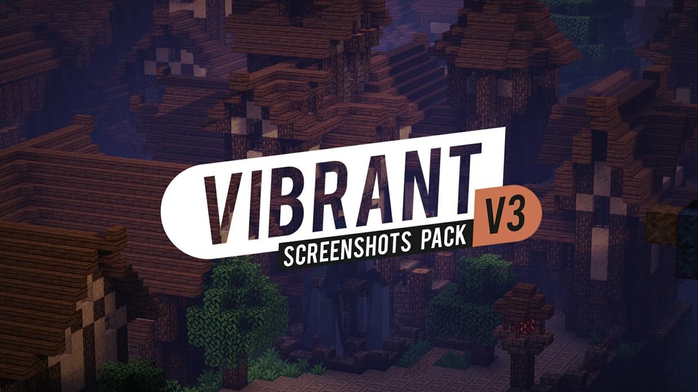 VIBRANT Screenshots Pack V3  [1300 screenshots]