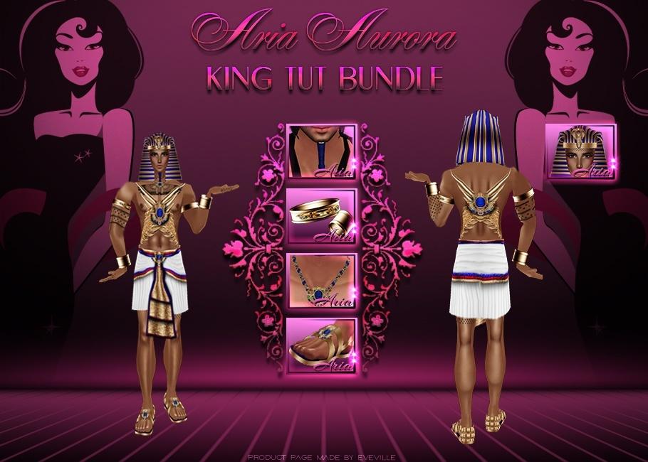King Tut Bundle Catalogue Only!!