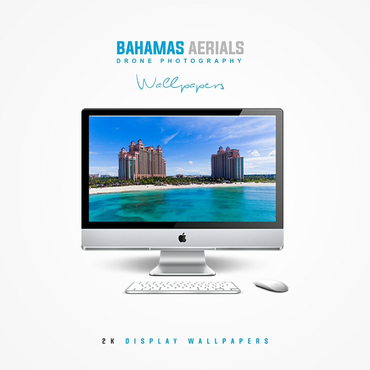 Bahamas Aerials (Drone Photography) - 10 Wallpapers