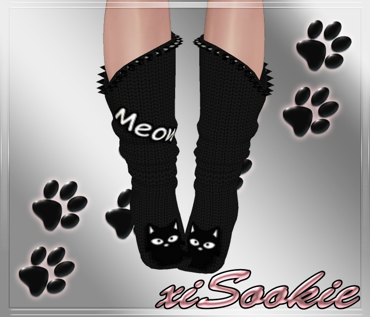 Meow Socks