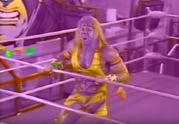Ultimate Creations 1995 Warrior Workout Video