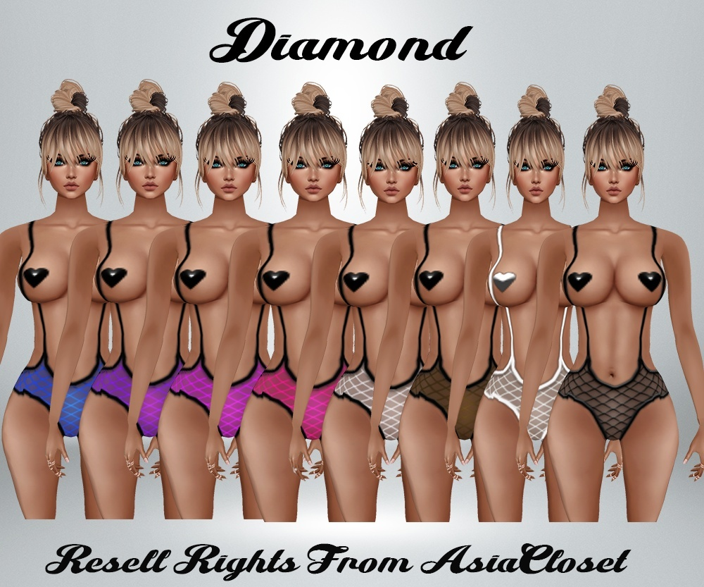Diamond AP Catty Only!!!