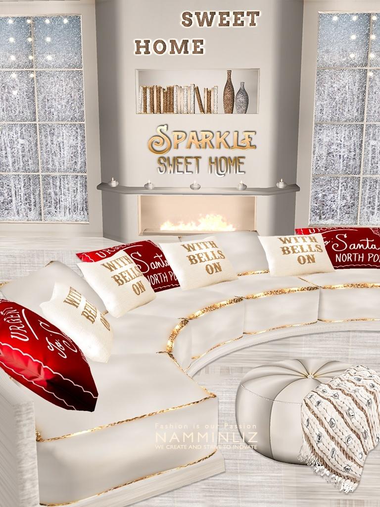 Sparkle Sweet Home decor 28 JPG Texture 12 *.CHKN NAMMINLIZ file sale