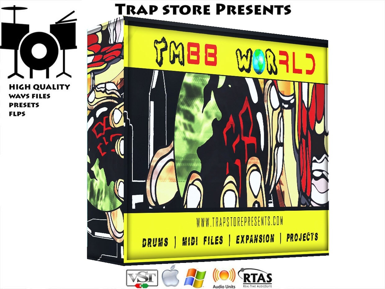 Trap Store Presents - TM88 WORLD