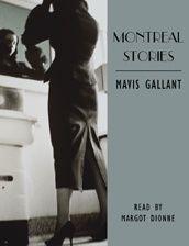 Montreal Stories (Mavis Gallant) unabridged audio book edition