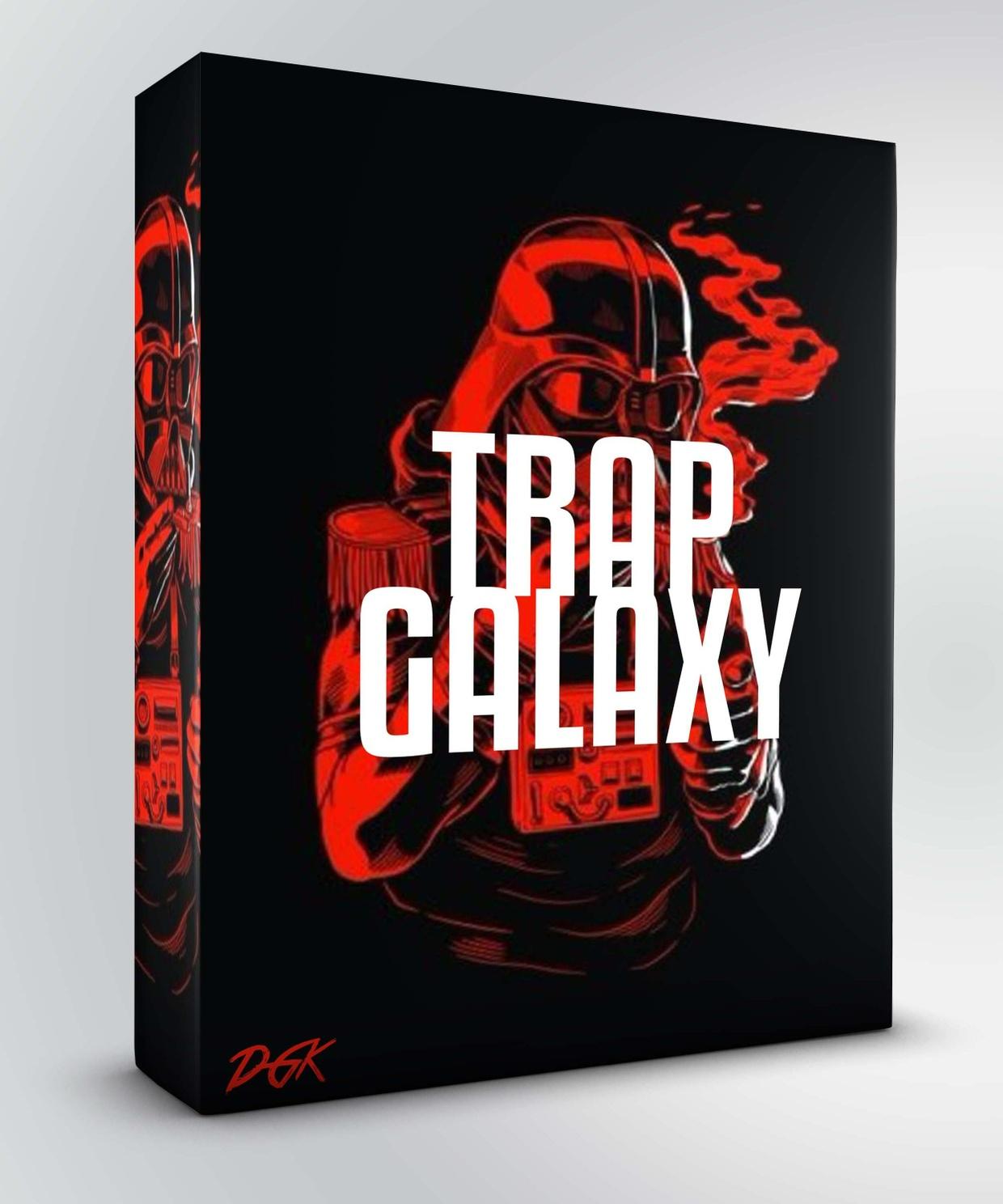 Trap Galaxy Drum Kit