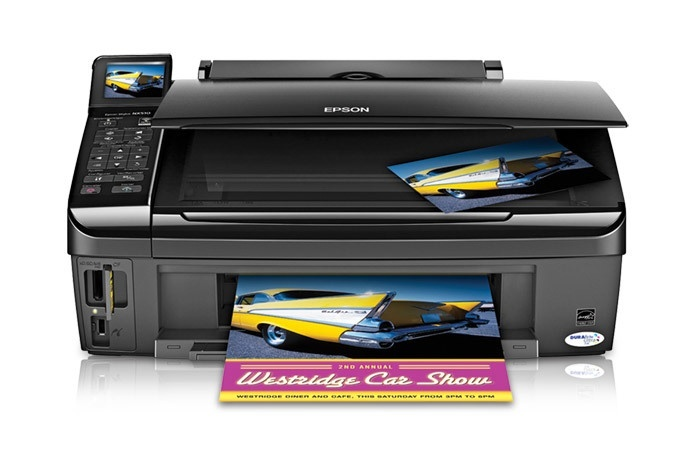 Epson Stylus NX510/NX515/SX510W/SX515W/TX550W Color Inkjet Printer Service Repair Manual
