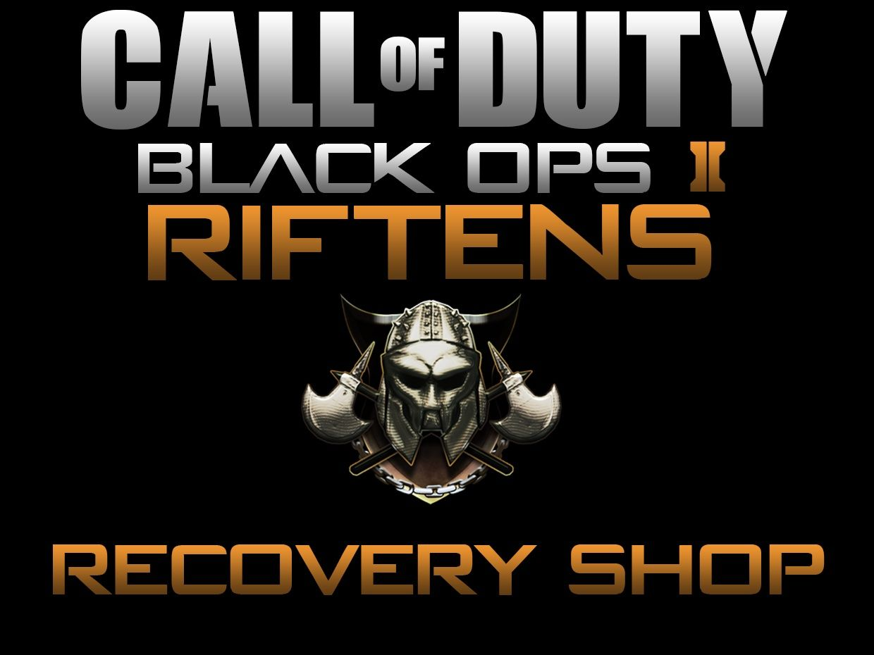 (PS3) Call of Duty Black Ops 2 Recovery!