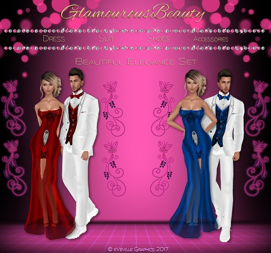 Beautiful Elegance Collection CATALOG ONLY