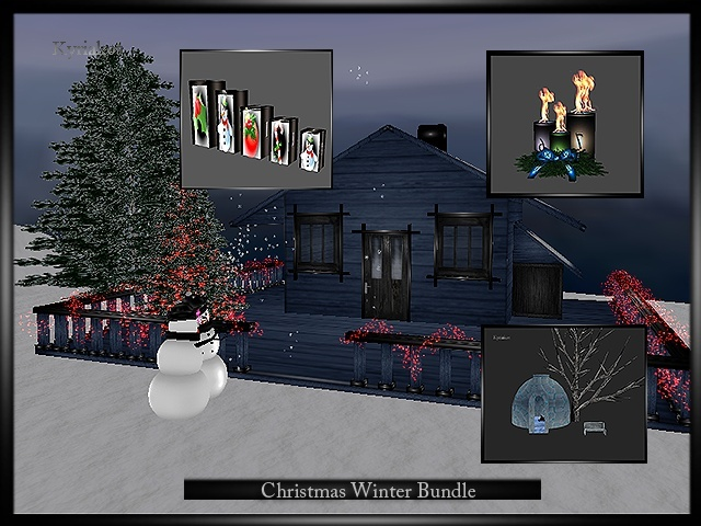 Winter Christmas Bundle
