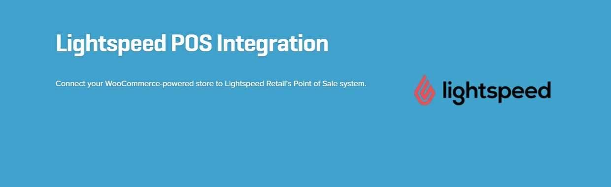 WooCommerce Lightspeed POS Integration 1.2.4 Extension