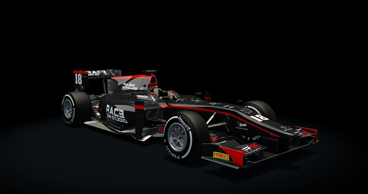 Formula RSS 2 for Assetto Corsa
