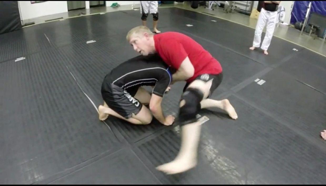 Guillotine Choke Seminar (Roy Marsh Jiu Jitsu)