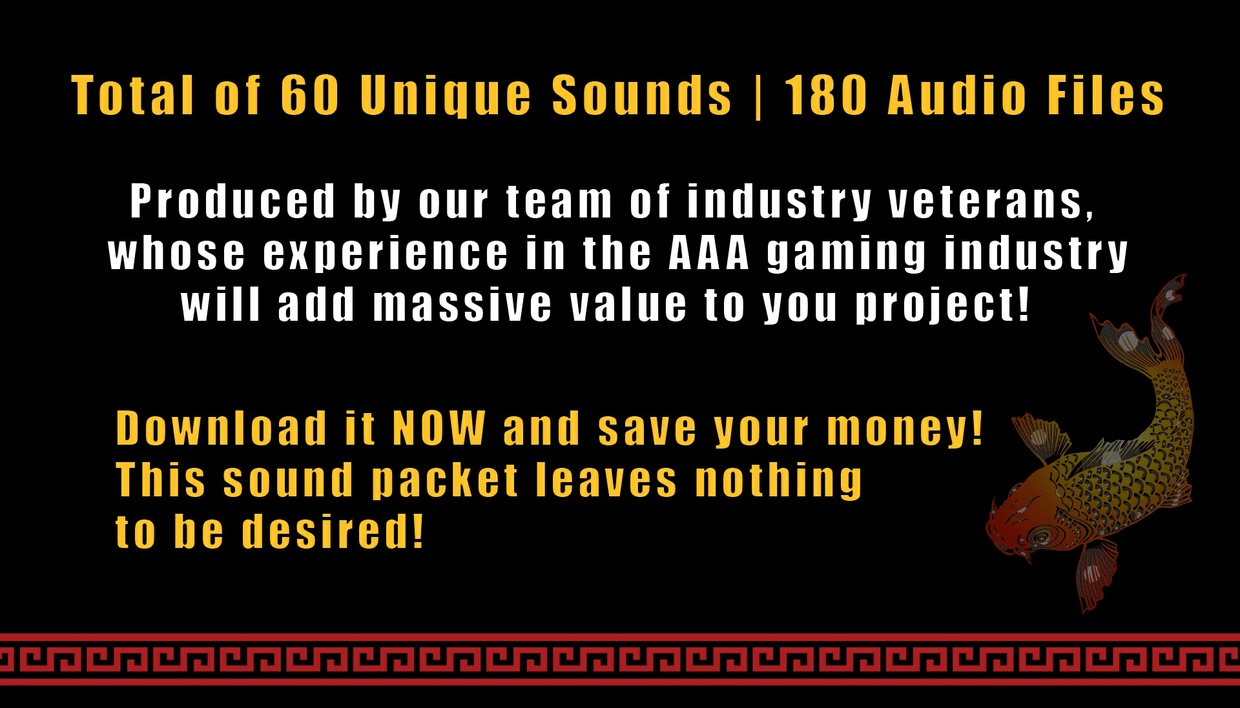 CHINA SLOT GAME SOUND PACK - Royalty Free Music and Sound Effects