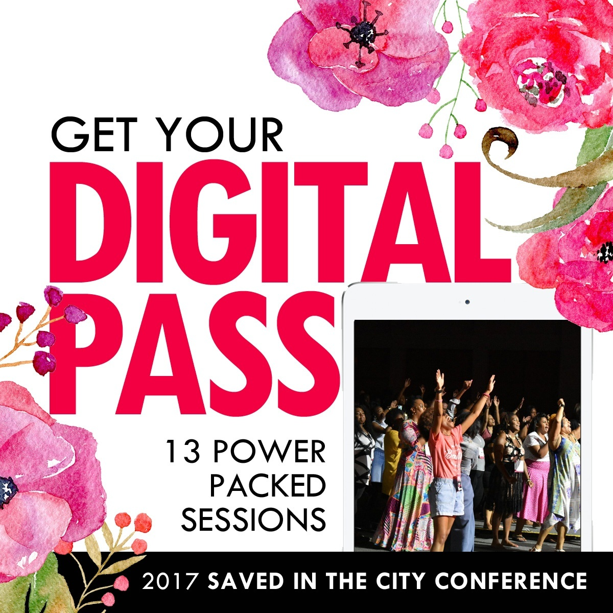 2017 Saved in the City Conference Recordings