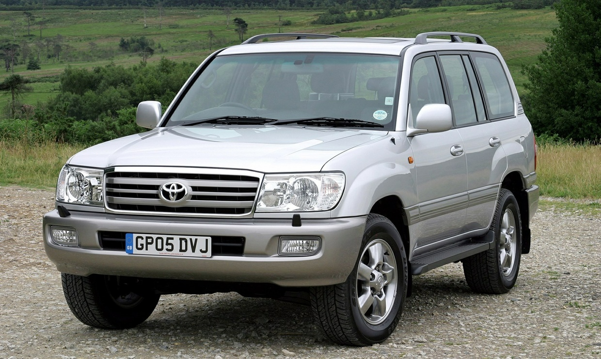 FREE: 2006 Toyota Land Cruiser, OEM Electrical Wiring Diagram (PDF)